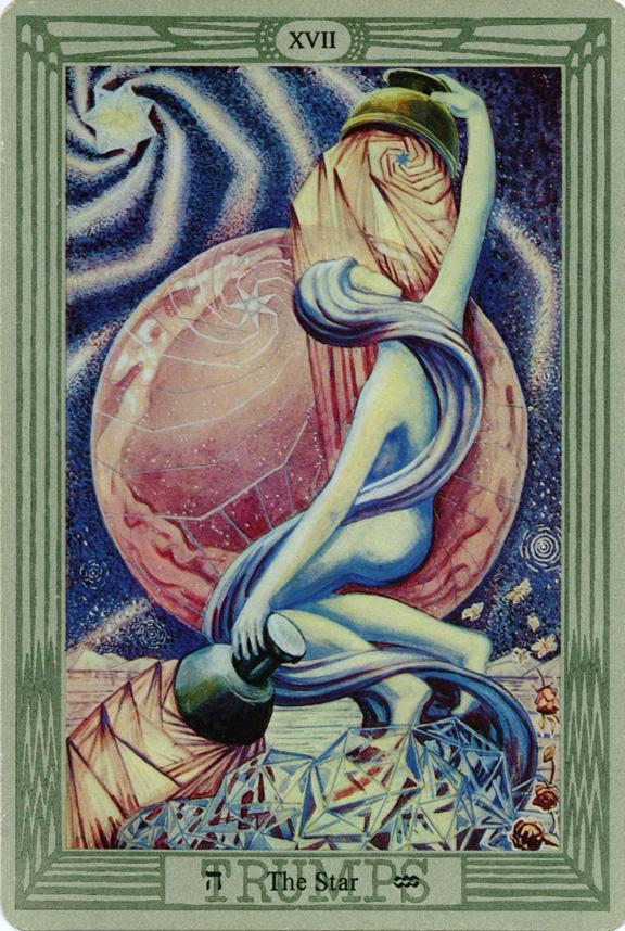 Le disegnatrici dei tarocchi esoterici del 900 lady - Le tavole di thoth ...