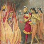 Sita ripudiata e la stesura del Ramayana