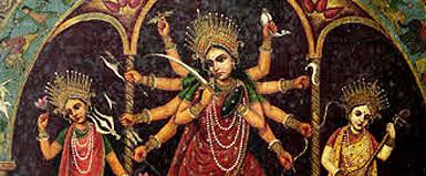 Meditazioni e inni per Navaratri