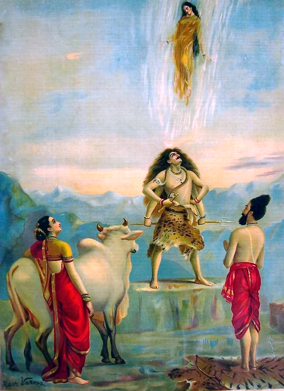 Ravi_Varma-Descent_of_Ganga