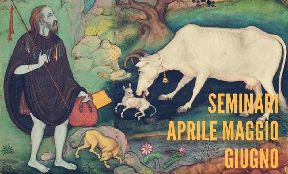 Seminari 2018 con Udai Nath: nuovo calendario