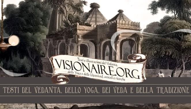 Visionaire.org: Yoga, Vedanta e tradizione Hindu